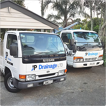 Auckland Drain Layer – JP Drainage – Earth Moving
